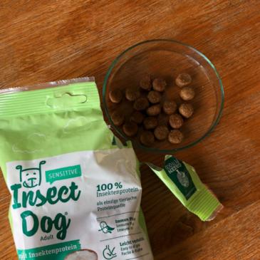Neues Futter für Hunde in der Datenbank
